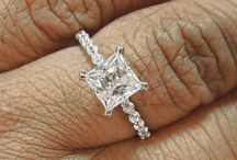 Mani Jewel Engagement Solitaire Ring / Solitaire Engagement Ring Collection From Mani Jewel