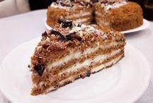 Торт и выпечка