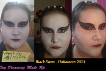 Halloween Face Paintings / Make up