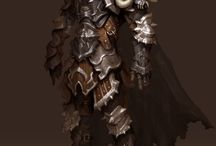fantasy armour and clothing