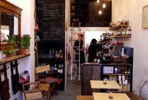Dream café ideas