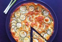 Omelet, æggekage og fritatta