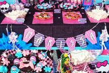 Jessica's Monster High Party