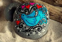 The Bluebird of Happiness / images of bluebirds