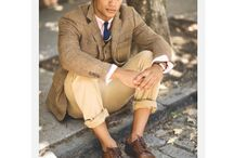 Suit Inspiration / The styles that inspire us