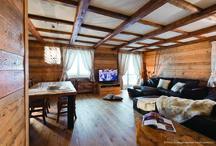 Wood & Stone Interior Design Inspirations