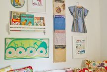kids room / by Emily White