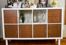 Furniture Hacks and DIYs