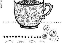 Рисуем кофе