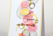 Card Inspiration  / Non SU cards for ideas and inspiration / by Tracy May - Independent Stampin' Up! Demonstrator