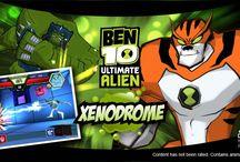 Ben 10 Xenodrome v1.2.7 Apk + Mod [Unlimited Money] Download
