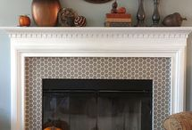 Mantles/fireplaces