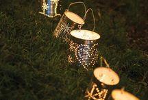 Coisas para casamento (decoração)