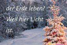Weihnachten / Weihnachten ist das Fest der Liebe. Auch wenn es draußen kalt ist oder gerade deshalb.