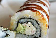 sushi...mmmm