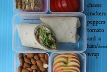 Yumbox / Lunch ideas for my new yumbox