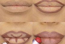 Makeup-Lábios