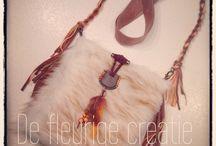 Handgemaakte tassen / In opdracht gemaakt