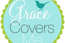 About Grace Covers Me / Grace Covers Me is a blog about living and leading from grace, written by Christine Hoover, author of The Church Planting Wife and From Good to Grace.