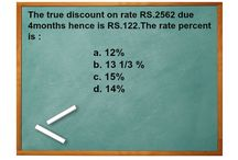Arithmetic / Reasoning for question