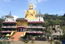 Dambulla temple / Culture