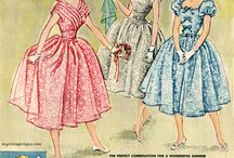 Sew Sew / Sewing Patterns / by Elissa Churchward
