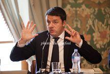 Matteo Renzi come Mister Bean - Luigi Nicosi'