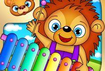 123 KIds Fun Music / #education #music #apps #games #play #kids #fun #baby