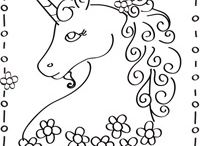 Kids Coloring / We all need a little coloring therapy ... kids and adults!