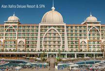 Alan Xafire Deluxe Resort & SPA / Alan Xafire Deluxe Resort & SPA'nın özel hizmetleriyle kendinizi özel hissedin ve Antalya'nın eşsiz atmosferinde ayrıcalığın tadını çıkarın.