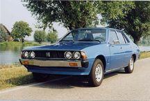 Cars I owned/drove / Cars I owned & company cars I drove