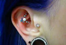 Ear and metal