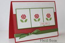 cards floral 9