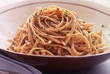 Wholewheat pasta / Dinners