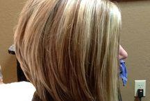 HAIR!!! Everywhere... / by Katie Yurashak