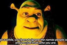 Shrek Film Study