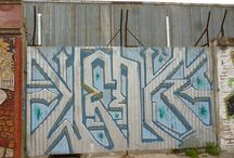 GRAFFITIS Y MURALES / Expresión humana en imagenes