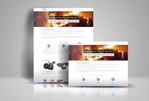 Portfolio / Brands Identity Online Portfolio is a brand identity reveler that makes a unique impression through the branding & value depicted through creative approach.