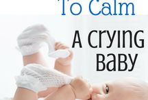crying baby techniques