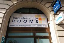 Barcelona City Rooms / Fotos del hostal Barcelona City Rooms, junto a Sagrada Familia http://www.barcelonacityrooms.com/ / by BCN City Hotels
