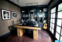 New Office / by Cameron Stoll