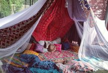 Blanket Forts / Oh, the places you'll go!