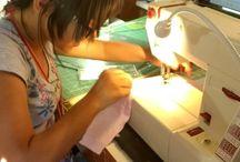 Instagram https://www.instagram.com/p/BU6u2z9jbQq/ June 04, 2017 at 08:29AM #shanti #arayavisit #sewing first dress