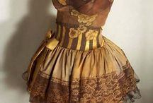 Coverings / Fixie steampunk rags