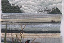Landscape in Textile Art