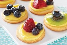Small fruit deserts