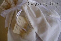 Creazioni / Lavori eseguiti rigorosamente a mano, con passione e cura dei dettagli. Contatti: www.facebook.com/CiazachiConLeMani -  www.ilbloganticrisi.blogspot.it e-mail: ciazachi@gmail.com