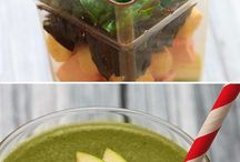 Recipes - Drinks and Smoothies