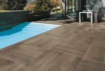 wood tiles for terraces