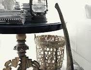 black , white & neutral interiors